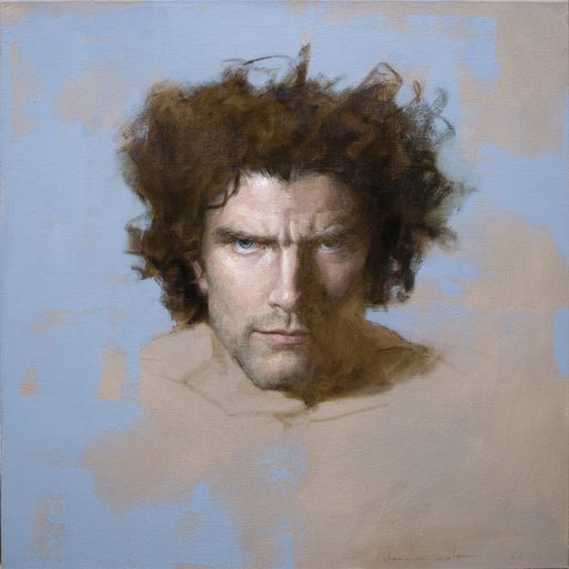 Shane Wolf - Self Portrait #2