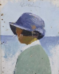 the Blue Hat